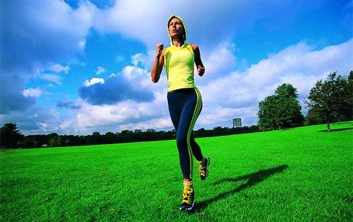 jogging aerobie