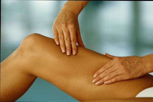 liposuccion des cuisses genoux