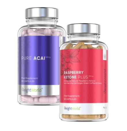 acai myrtilles antioxydant