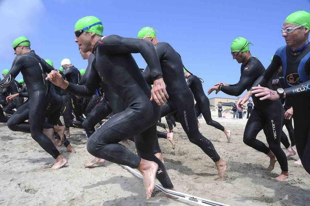 triathlon perdre du poids